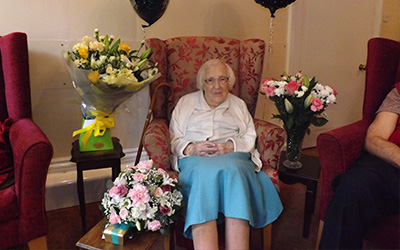 Marjorie Howell 100th